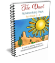Desert Notebooking Pack