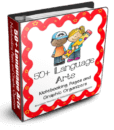 Make your language activities into more structured and precious documents with Language Arts Notebooking Pages and Graphic