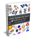 Solar System and Space Notebooking Pages